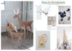 Kerst op de kinderkamer met 6 leuke zelfmakers - Moodkids | Moodkids