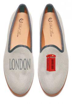 Del Toro Smoking Slippers <3   #London