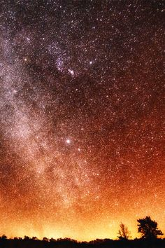 "imposingtrends: "" Milky Way Night Sky Nature Pictures, Cool Pictures, Cool Photos, Beautiful Sky, Beautiful Landscapes, Cosmos, Bokeh, Painting Wallpaper, Amazing Pics"