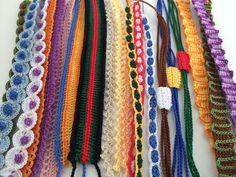 Il Blog di Sam: Bracciali all'uncinetto: estate 2015 Friendship Bracelets, Homemade, Estate 2015, Crochet, Jewelry, Valentines Day Weddings, Bracelet, Jewlery, Bijoux