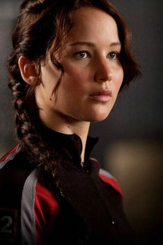 I don't care. They're looking at you like you're a meal. --Katniss Everdeen