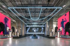 Here's a Look Inside adidas's New NYC Flagship Store.