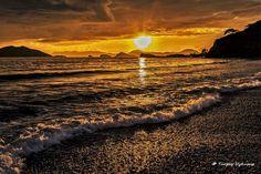 Good evening from Koca #Calis Beach, #Fethiye, #Turkey