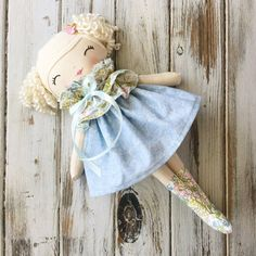 Everly  SpunCandy Classic Doll Heirloom Quality Doll by SpunCandy