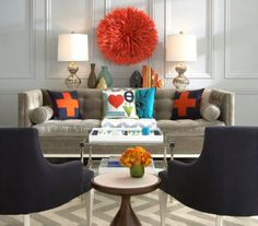 Johnathan Adler just saw this couch in a clients apt and loved it!