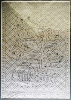 . Bobbin Lace Patterns, Creative Embroidery, Lacemaking, Point Lace, Needle Lace, Fabric Manipulation, Crochet Braids, Irish Crochet, Quilting Designs