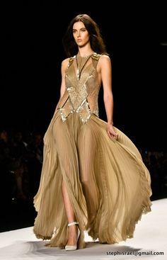 Golden Gown