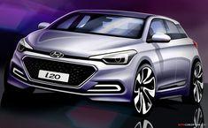 New Generation Hyundai  i20 Wins Design Award