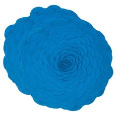 I pinned this Bloom Pillow in Blue (Set of 2) from the Decades of Color event at Joss and Main!