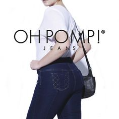 OH POMP!® Jeans Talla Extra