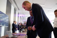 """Kensington Palace on Twitter: """"The Duke and Duchess are @UoMGraphene to learn about Graphene and meet with world-leading scientists #Manchester"""