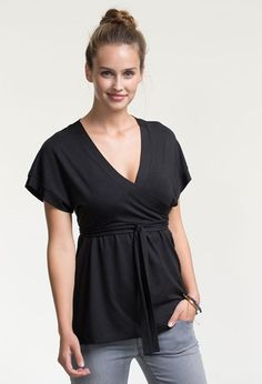 Maternity top / nursing top Yoko