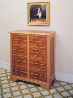 Sheet Music Storage Cabinet