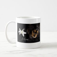 Shop Mom…Cavalier King Charles Spaniel Coffee Mug created by Daphsam. King Charles Spaniel, Cavalier King Charles, Coffee Cups, Tea Cups, Mother's Day Mugs, Spaniel Dog, Family Dogs, Gifts For Dad, Ceramics