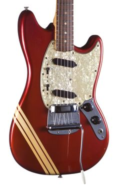 Fender cyclone ii rare early 00s mustangstratjaguar hybrid 1971 fender competition mustang freerunsca Image collections