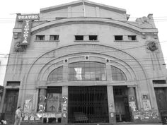 Teatro Victoria. Curico. Julio 2011