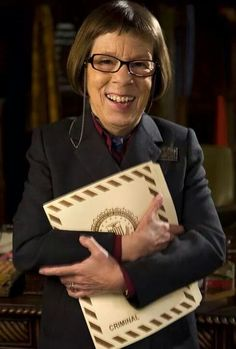 Hetty - NCIS LA my second favorite actress to Lorielle New !