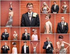 Funny bridal party photos! I loved how fun and exciting and happy they were!