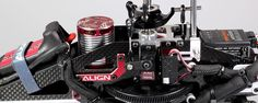 Align Regler RCE-BL45X und Spektrum AR7200BX