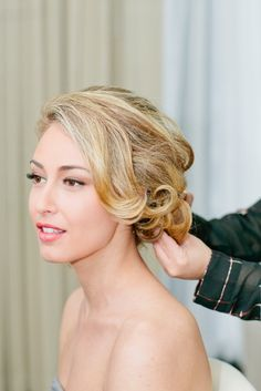 Follow this tutorial to get the perfect retro 'do.