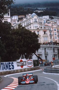 Niki Lauda (Brabham-Alfa Romeo) - Grand Prix de Monaco 1978 - Formula 1 HIGH RES photos (Old and New) Facebook.