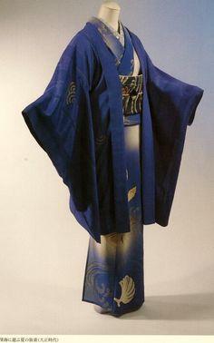 Traditional Japanese Kimono, Traditional Fashion, Traditional Outfits, Kimono Japan, Yukata Kimono, Modern Kimono, Tanabata, Kimono Design, Fashion Design Sketches