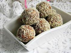 Bomboane de biscuiti si nutella ,un desert simplu preparat cu ingrediente simple si la indemana oricui iar copiii vor fi incantati daca le veti prepara impreuna .Pentru decor puteti folosi a…