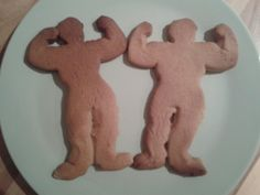 Tasty Gingerbread Men!