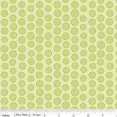 Riley Blake Designs: C3365-GREEN
