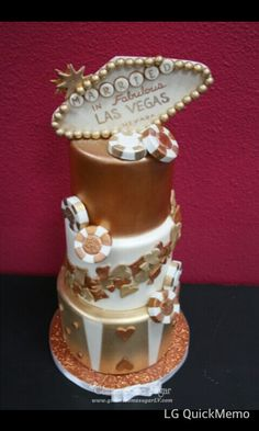 las vegas wedding cake classic las vegas themed wedding cake www gimmesomesugarlv 5406