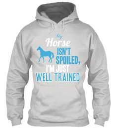 LIMITED EDITION ~ Horse Trained
