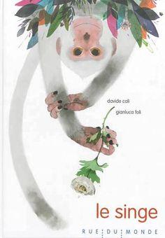 Livres Ouverts : Le singe