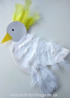 Paper Plate Cockatoo - perfect for Australia Day Australia For Kids, Australia Crafts, Australia Animals, Australia House, Western Australia, Animal Crafts For Kids, Toddler Crafts, Animals For Kids, Art For Kids