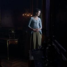"Claire Fraser (Caitriona Balfe) in Episode 206 ""Best Laid Schemes"" of Outlander Season Two on Starz"