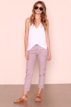 Boys Club Chino Pant