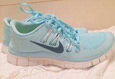 a3a40a7c5a0ec Tiffany blue nikes Cute Running Shoes