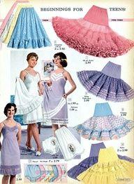 vintage underwear ads | Vintage Lingerie Ads