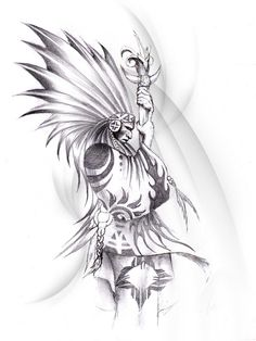 native american drawings | native american indian chief by NeoGzus on deviantART