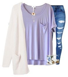 """""""~ I keep cruising can't stop won't stop moving ~"""" by granola24 ❤ liked on Polyvore featuring WithChic, Clu, Monki, Casetify, Tahari and Kendra Scott"""