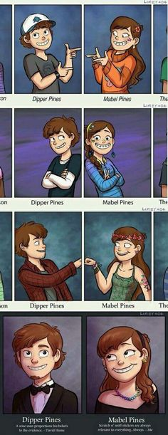 Who here likes Gravity Falls? Its kinda crazy sometimes, but still fun :).Dipper is so cute Love gravity falls :) Dipper Und Mabel, Mabel Pines, Dipper Pines, Mable And Dipper, Phineas Und Ferb, Grabity Falls, Pinecest, Dipcifica, Desenhos Gravity Falls