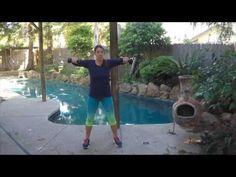 4 Minute Upper Body, Lower Body, & Cardio Tabata Workout - YouTube