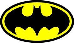 Diecut Vinyl BATMAN LOGO Decal Sticker Gift Laptop Comic Dark Knight Colored #Oracal #Modern