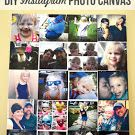 How to Print Instagram Photos and DIY Photo Canvas (Walgreens)