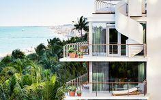 It List: The Best New Hotels 2015: Scene Maker: Miami Beach Edition, FL