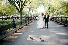 New York wedding | Pnina Tornai gown | Samantha Lauren Photographie