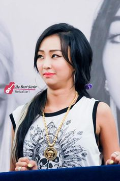 Hyolyn 1st Fansign Event at Yeongdeungpo