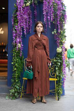 image Street Style 2018, Spring Street Style, Paris Fashion, Spring Fashion, Image, Women, Yahoo, Detail, Ideas