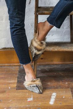 "How One Designer's Shoes Empower Women Around The World #refinery29  http://www.refinery29.com/brother-vellies-studio-office-tour#slide-3  Tell us about your design process.""I love sourcing when I'm on the ground, especially in Kenya. There are a lot of interesting makers in remote places, like shearling from Nakuru or Nile perch from Lake Victoria. It's a great experience to be able to work with local farmers whenever possible. ""Byproduct materials are also really fascinating to me; I love…"