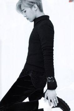 G-Dragon for GQ Korea (August 2015)