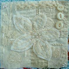 """Bridal Fragment"" by Linda Jo"